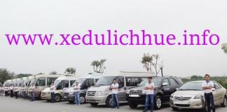 công ty cho thuê xe du lịch ở huế