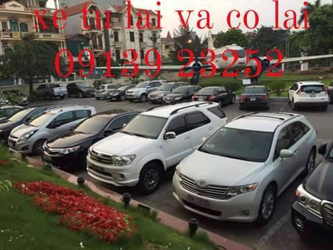 cho thuê xe tự lái huế