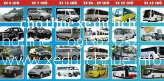 thuê xe du lịch huế, thuê xe du lịch tại huế