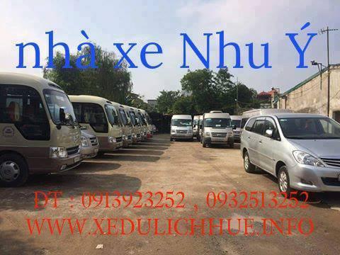 dịch vụ thuê xe huế