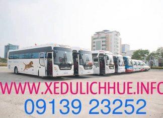 dịch vụ thuê xe du lịch tại huế