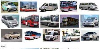 dịch vụ thuê xe du lịch huế