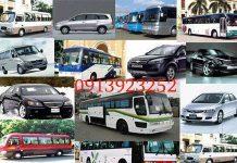 dịch vụ cho thuê xe du lịch huế