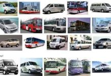 Xe du lịch Huế